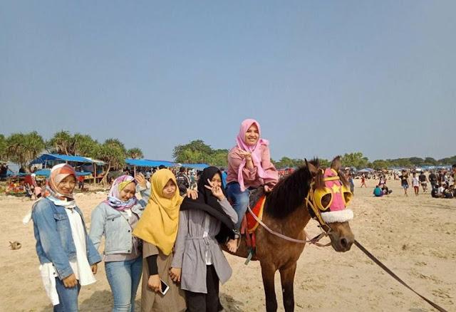 Pantai Santolo Pameungpeuk Tempat Wisata Paling Eksotis