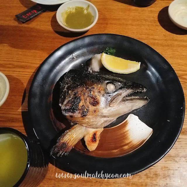 Excapade Japanese Cuisine, Bintang Megamall, Miri