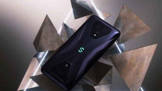 هاتفBlack Shark 4 Pro