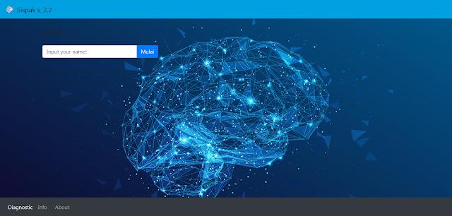Sistem Pakar Diagnosis Potensi Penyakit Tumor Otak