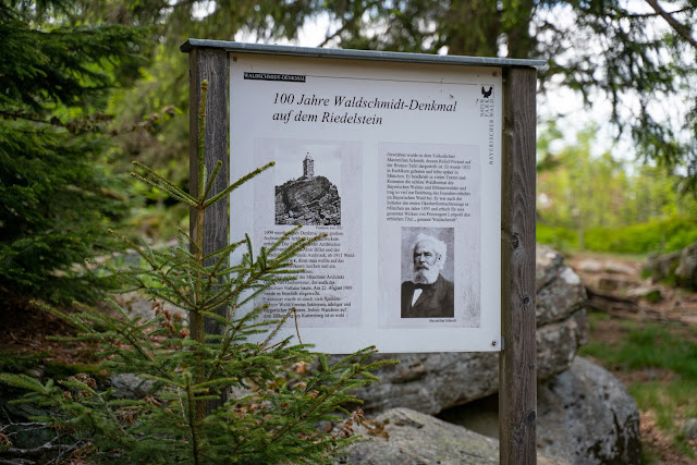 Kaitersberg Panoramaweg Ar06 | Wandern im Lamer Winkel im Bayerischen Wald 12