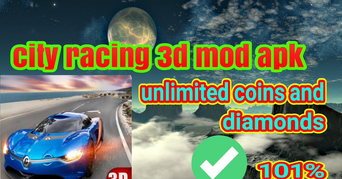 City Racing 3d Mod Apk Download Unlimited Coins Diamonds