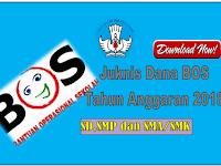 Juknis Penggunaan Dana BOS SD SMP dan SMA 2018
