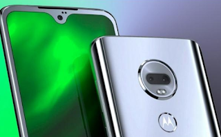 Moto G7 Plus 6GB of RAM octa-core processor TENAA certification listing