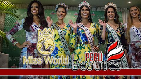 Miss World Venezuela 2017 / 2018