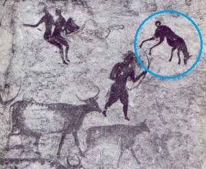 Perro de la prehistoria