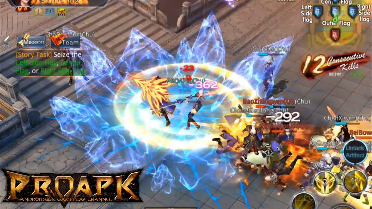 7 Game RPG Offline Android Terbaik Ukuran Kecil dan Ringan Saat Dimainkan | Game Petualangan ...