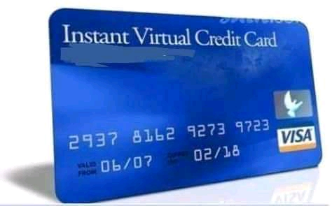 PayPal virtual credit card(vcc)