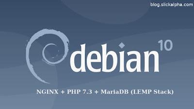 Installing LEMP on Debian 10