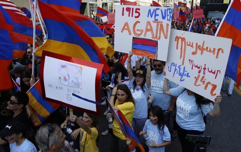 Ποιοι περιμένουν την αναγνώριση της Γενοκτονίας των Αρμενίων;
