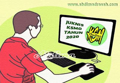 Kompetisi Sains Madrasah Online (KSMO) Tahun 2020