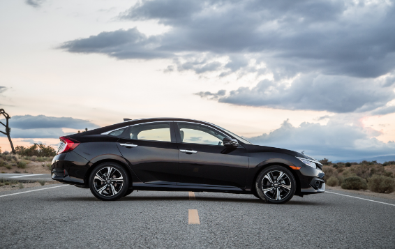 2017 Honda Civic HF Review