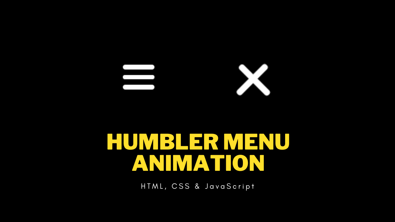 Hamburger Menu Image