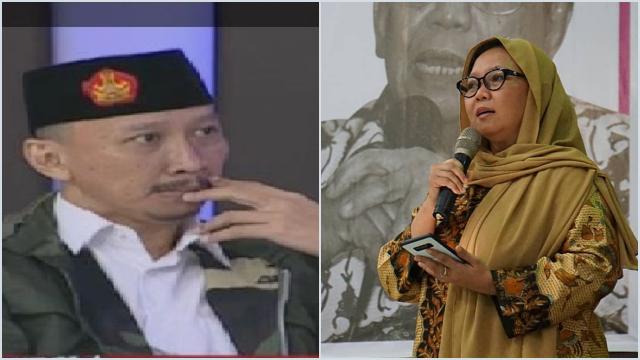 Putri Gus Dur Kritik Keras Abu Janda: Tidak Mencerminkan Nahdhiyin, Ngajak Berantem Melulu