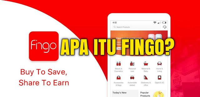 KELEBIHAN FINGO | APA ITU FINGO E-COMMERCE