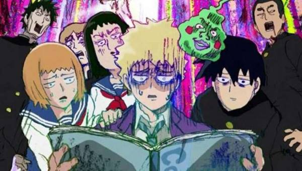 Review Anime Mob Psycho 100 (2016), Kisah Supernatural Komedi dari Pengarang One Punch Man
