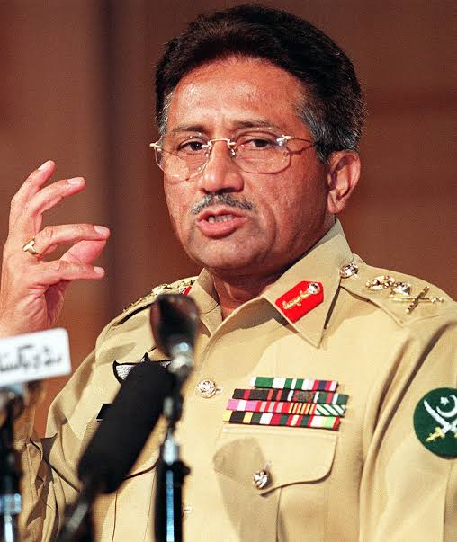 Pakistan General Pervez Musharraf to death