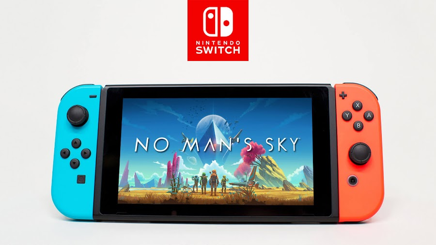 no man's sky nintendo switch port gello games sean murray