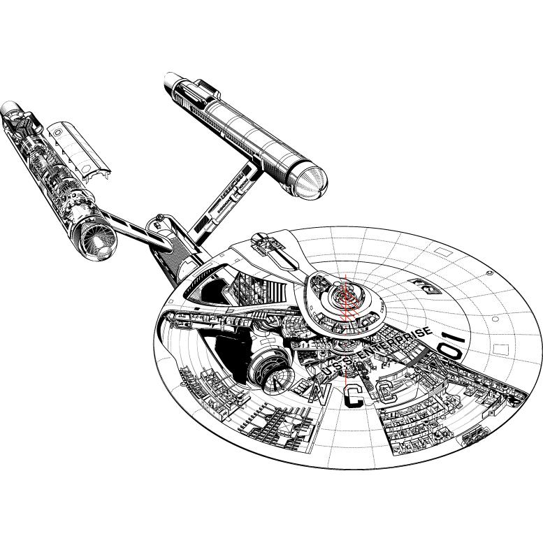 The Trek Collective: Mega update #8: Art