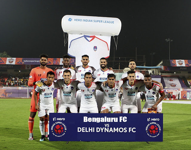 Delhi Dynamos FC Jersey