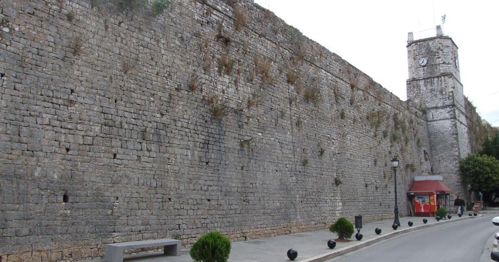 Γιάννενα: Το Κάστρο μετατρέπεται σε Πάρκο Πολιτισμού