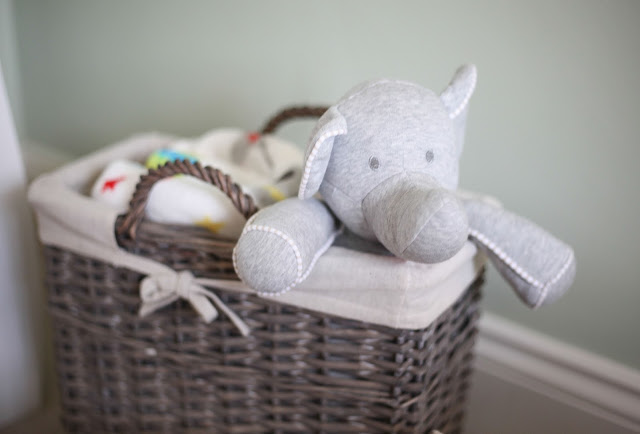 cuddly elephant