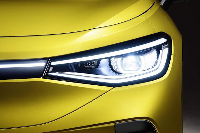 Volkswagen ID4 - SUV elétrico - carregamento