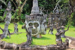 Parco di Buddha