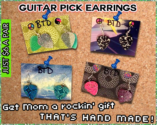 A ROCKIN gift for Mother's Day!