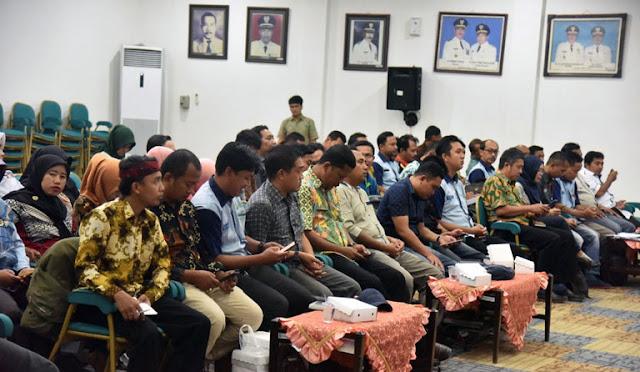 Rapat Koordinasi TPP P3MD Kabupaten Lumajang