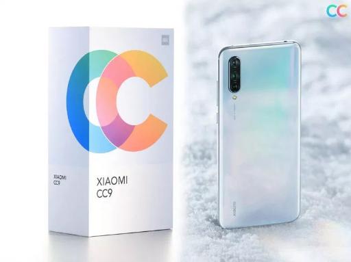 Xiaomi Ungkap Tampilan CC9
