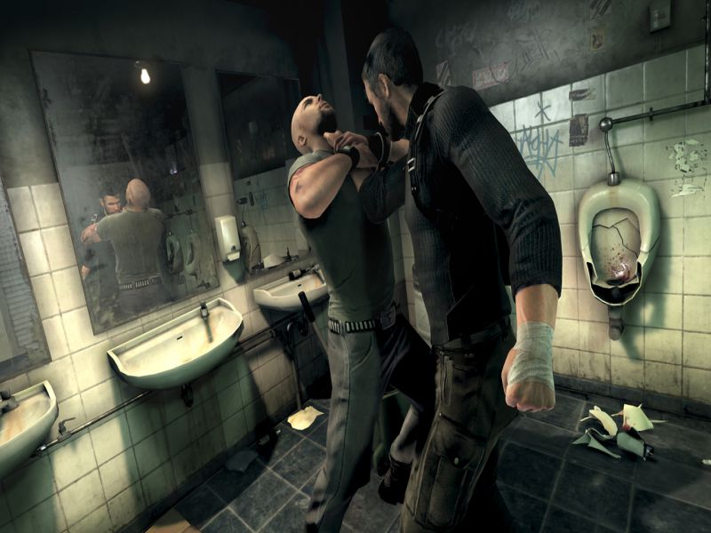 Download Tom Clancy's Splinter Cell Conviction Free Full Game For PC