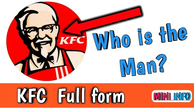 what is the full form of kfc