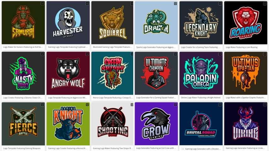 √ 2 Cara Membuat Logo Squad Esport di Android