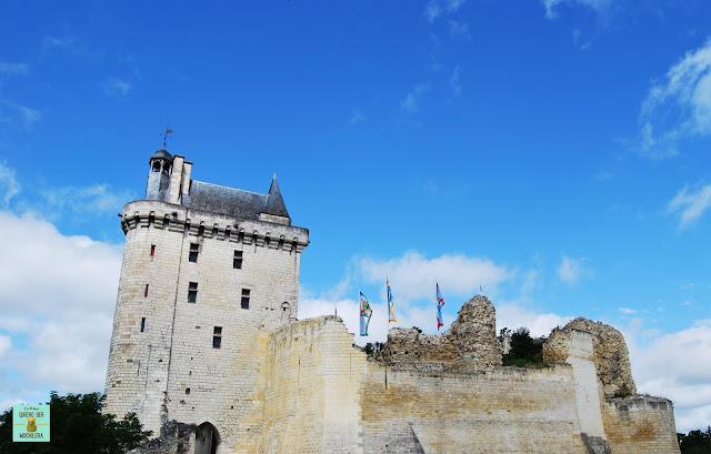 Castillo de Chinon, Valle del Loira