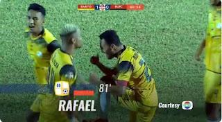 Barito Putera vs Bali United 1-0 Video Gol Highlights