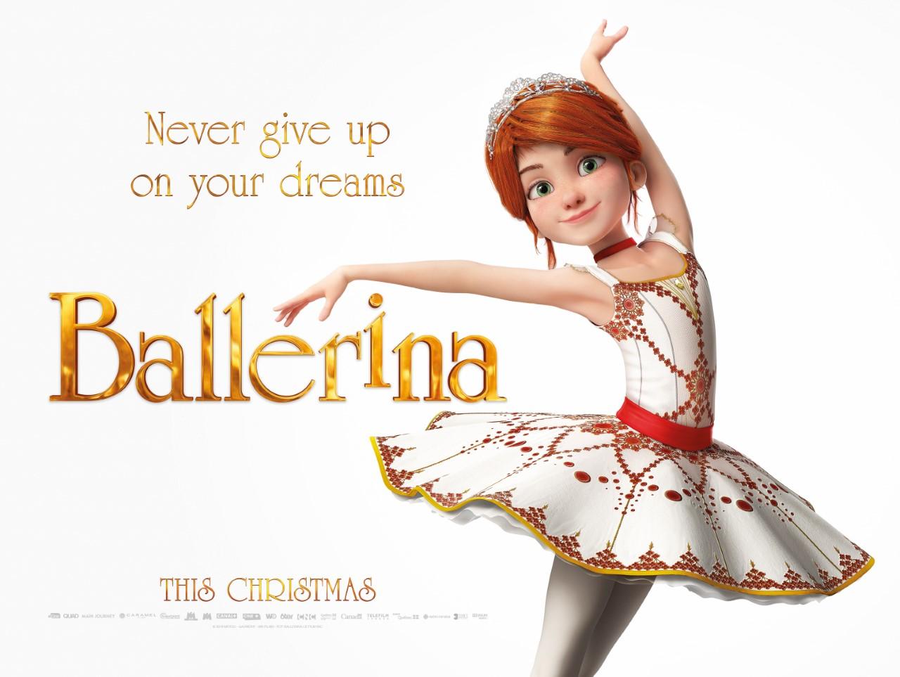 Celebrate World Ballet Day With New Film Ballerina Lets Start