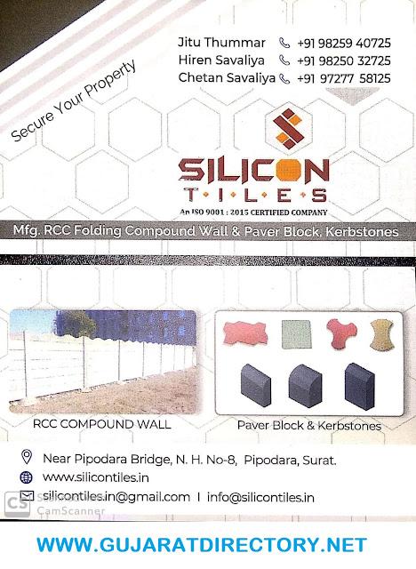 SILICON TILES - 9825940725 | 9825032725 | 9727758125