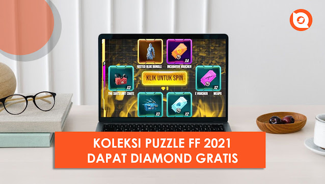 Koleksi Puzzle FF 2021