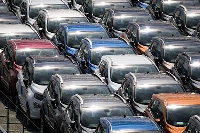 شراء السيارات المستعملة في المانيا و النمسا,