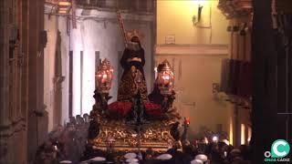 Nuestro Padre Jesús Nazareno por la Calle Santiago. Semana Santa Cádiz 2019