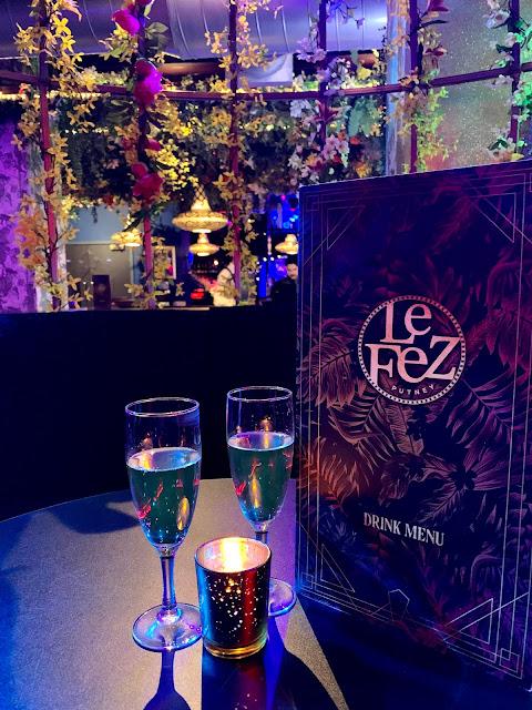 Le Fez (Le Jardin) Putney, London