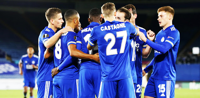 Leicester City vs Zorya – Highlights