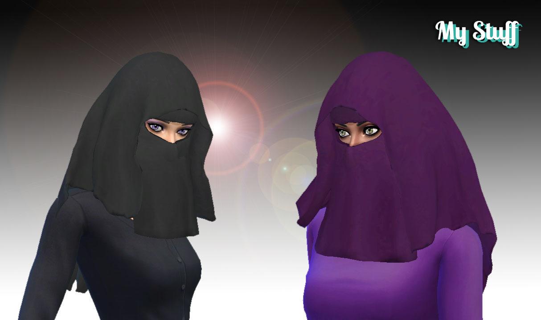 My Stuff: Niqab