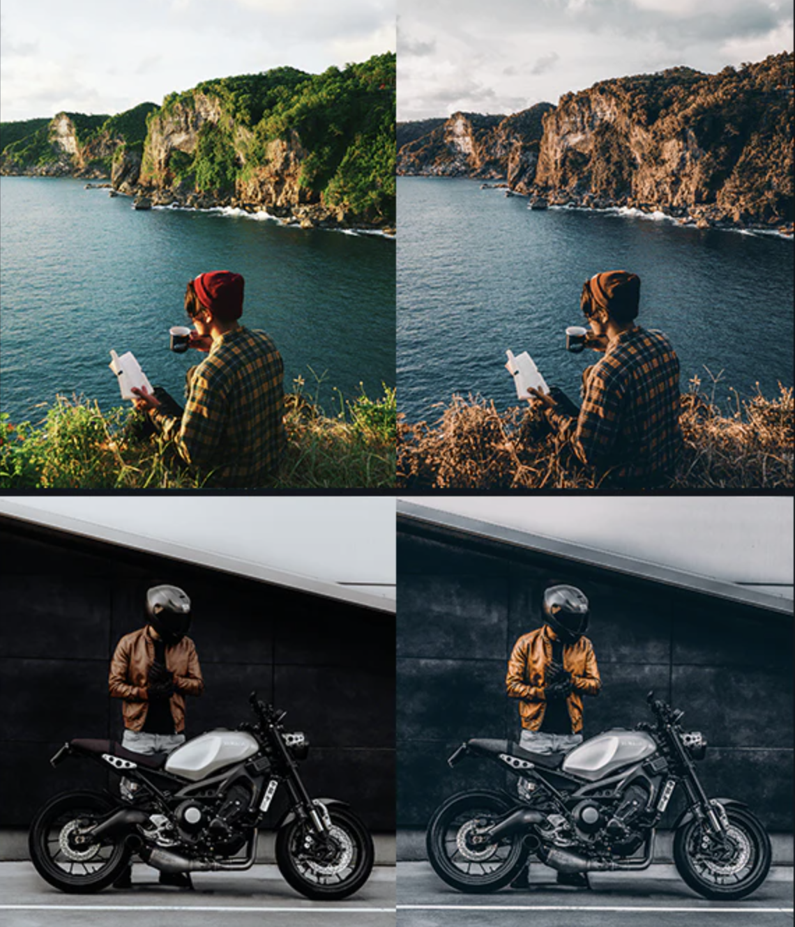 Limitless Lightroom Presets - New Era (XMP, LR, DNG, ATN)
