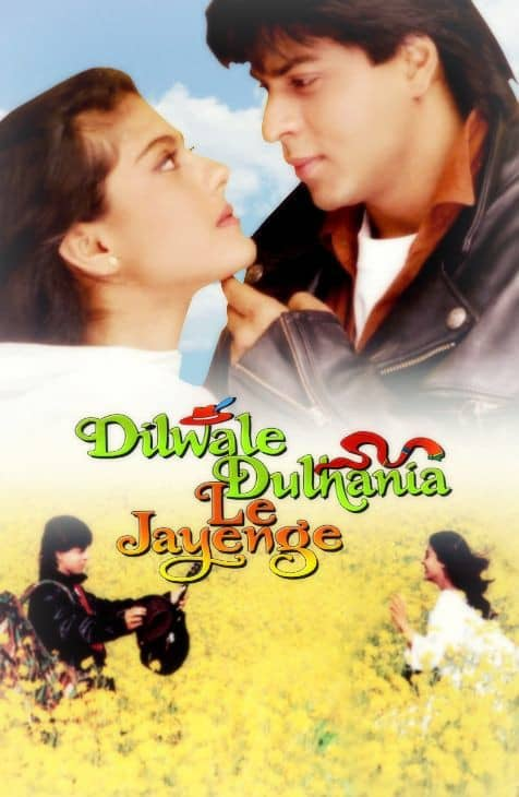 Dilwale Dulhania Le Jayenge 1995 Full Movie Download 720p mp4moviez