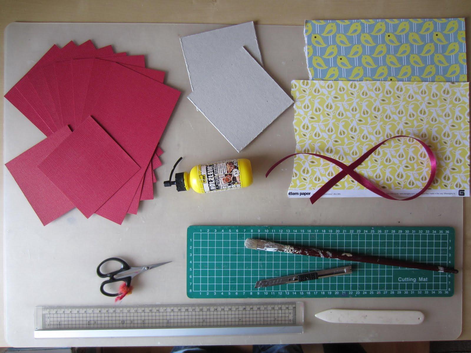 Fabulous Papierkatze: Ein Leporello selber basteln? Hier folgt die genaue KC43