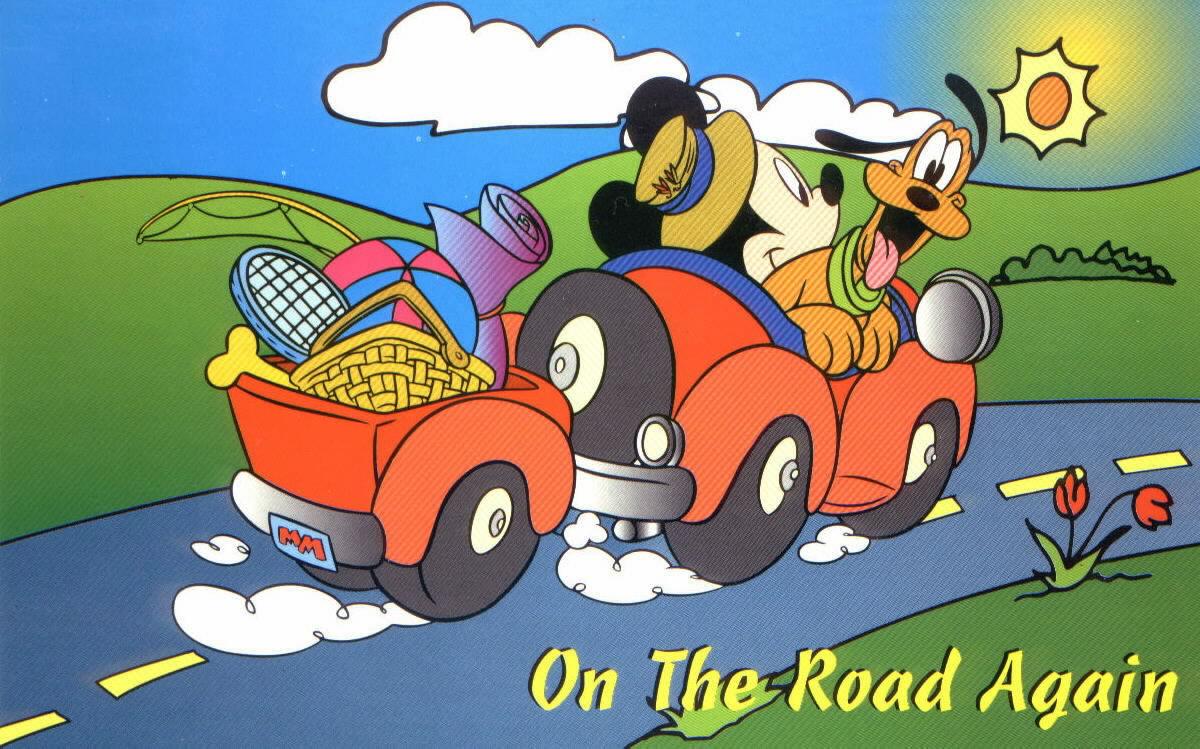 52efa055b38 Dawn Reader  On the Road Again