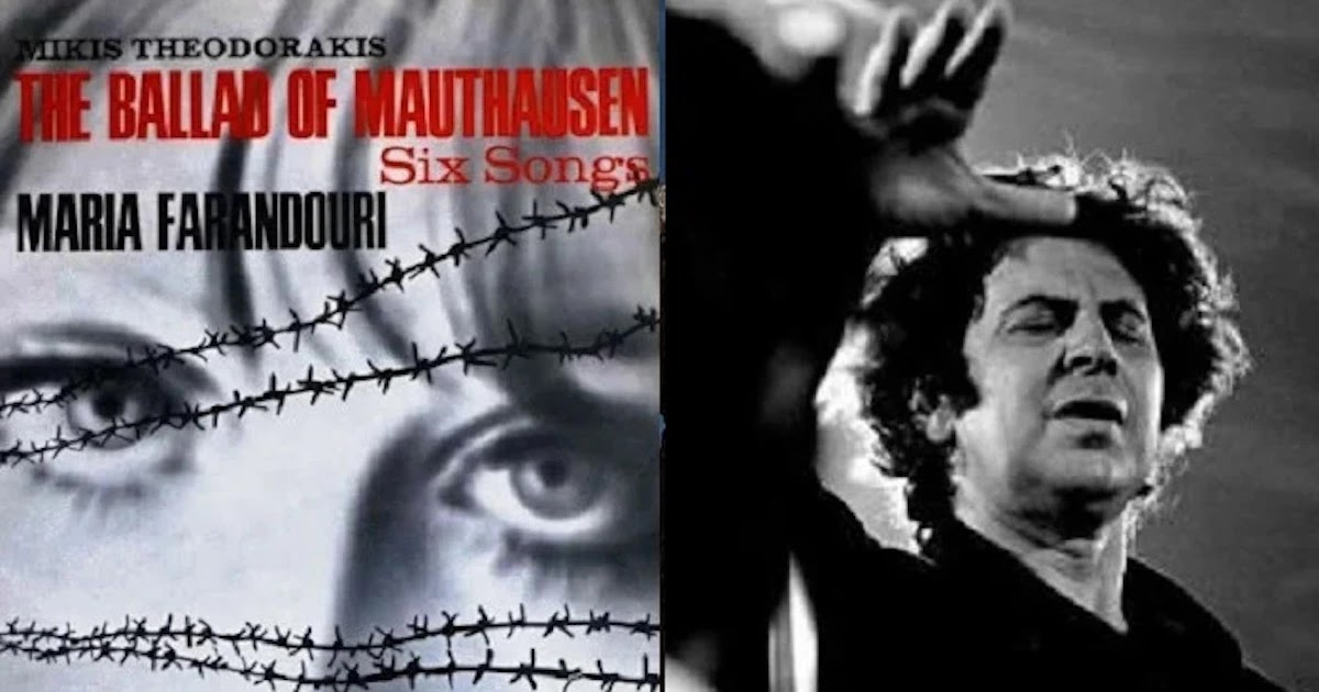 Mikis Theodorakis Composed Some Of The Most Beautiful Musical Pieces On The Holocaust
