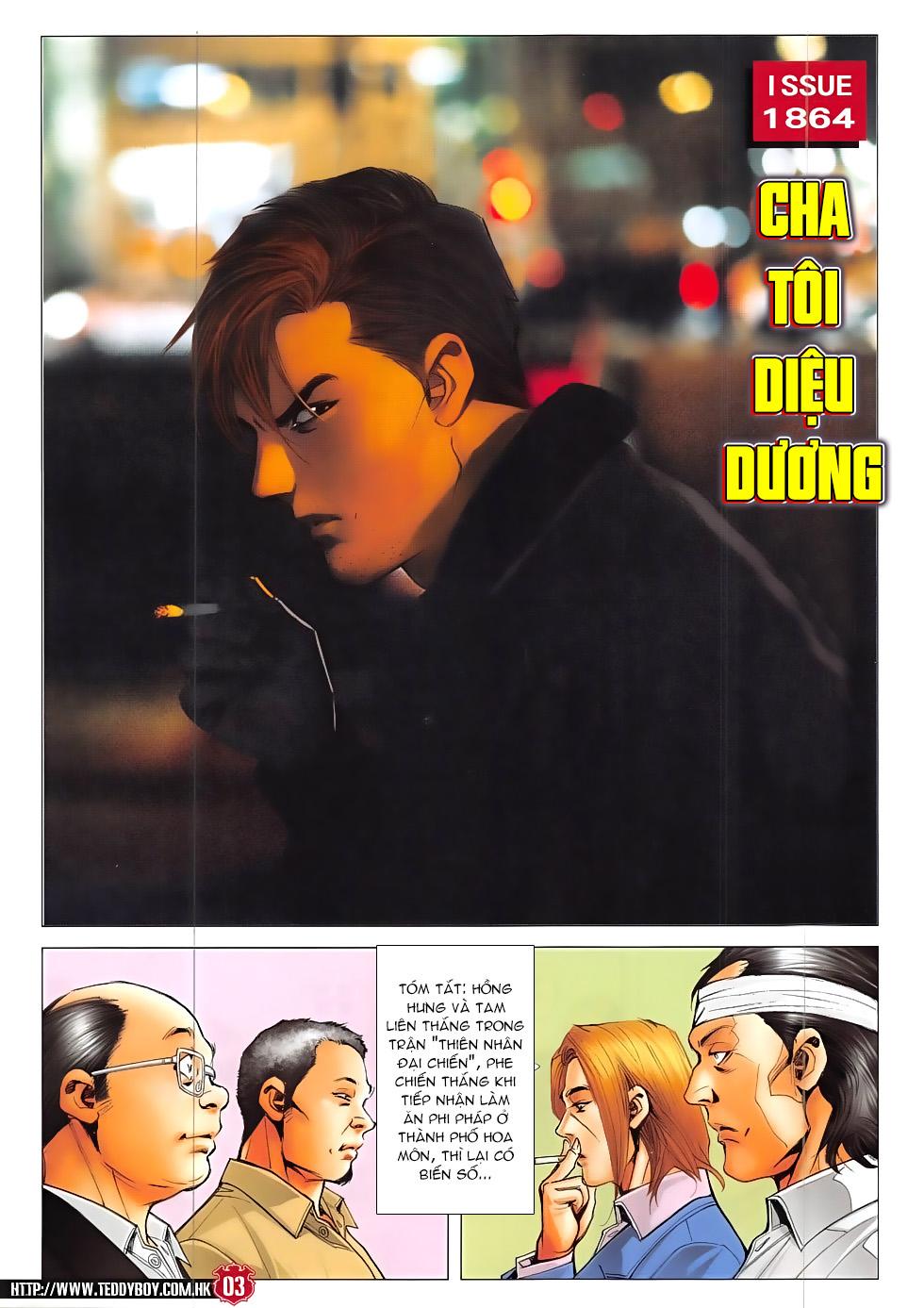 Người Trong Giang Hồ chapter 1864: cha tôi diệu dương trang 2